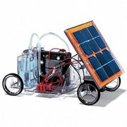 Fuel cells car as a kit